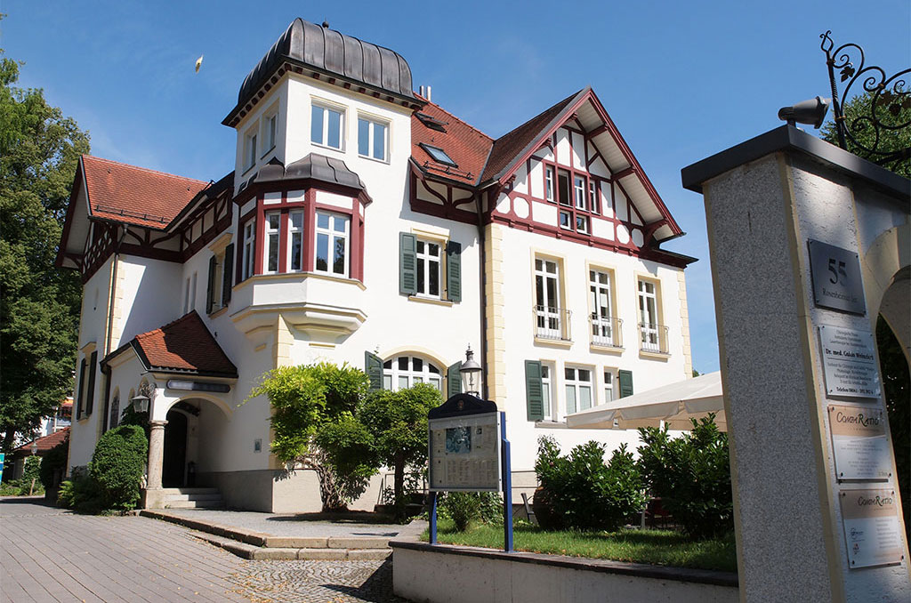 Die COMPA RATIO Villa in Bad Aibling